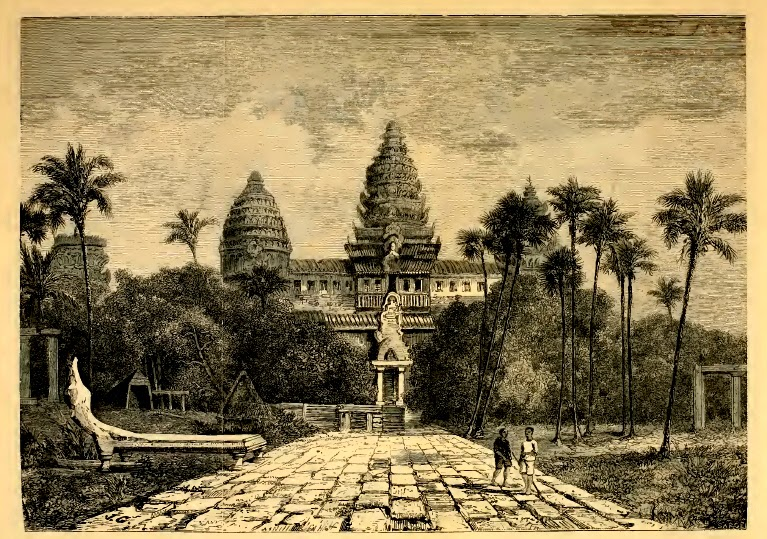 a-drawing-of-angkor-wat-by-henri-mouhot-from-may-15-1826-november-10th-1861